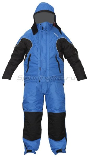Костюм Shimano DryShield XT Winter XXL синий - фотография 1