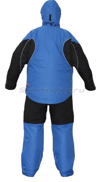 Костюм Shimano DryShield XT Winter XXL синий - фотография 3