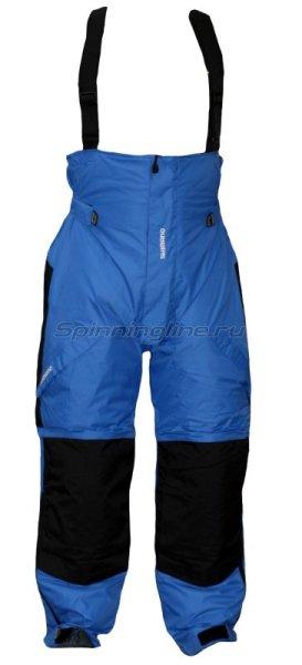 Костюм Shimano DryShield XT Winter XXL синий - фотография 4
