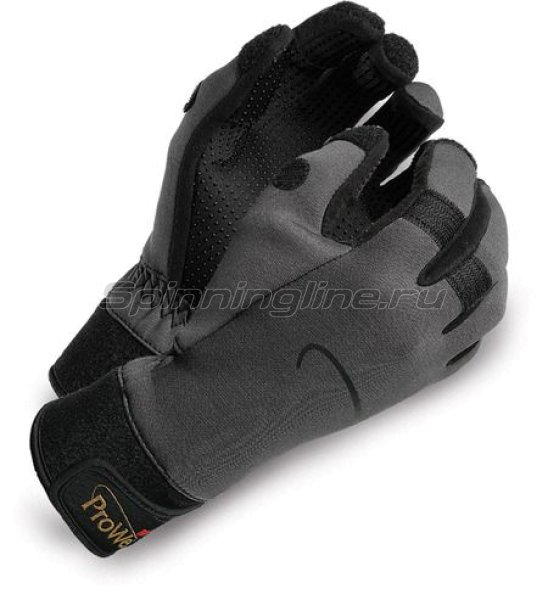 Rapala - Перчатки ProWear Beufort Anatomic CUT L олива - фотография 1