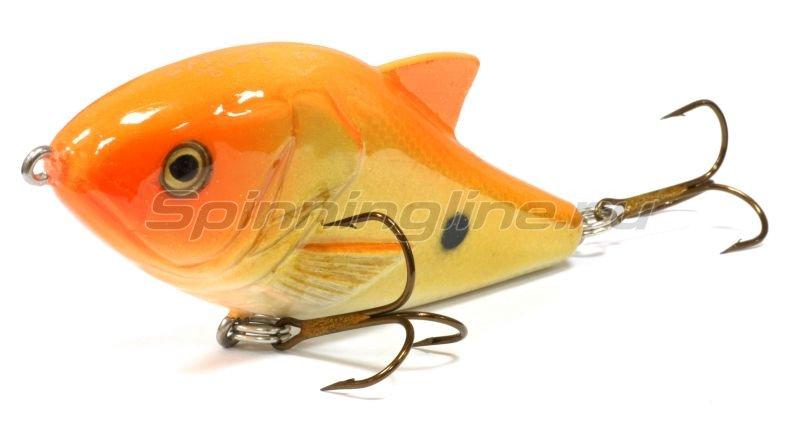 Воблер XL Slider F floating Fluo Orange -  1