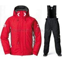 Костюм Daiwa Hyper Combi-Up Hi-Loft Rainmax Red XXXL