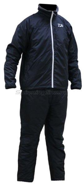 Костюм Daiwa Warm-Up Black XXXL -  1