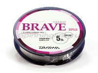 Finesse Brave Fluorocarbon 80м 0,187мм