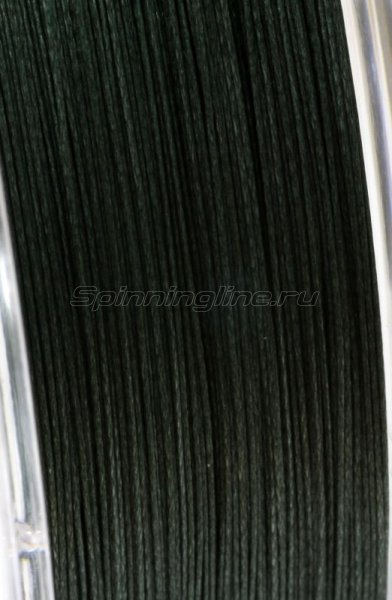 Daiwa - Шнур Tournament 8xBraid Dark Green 135м 0.10мм - фотография 2