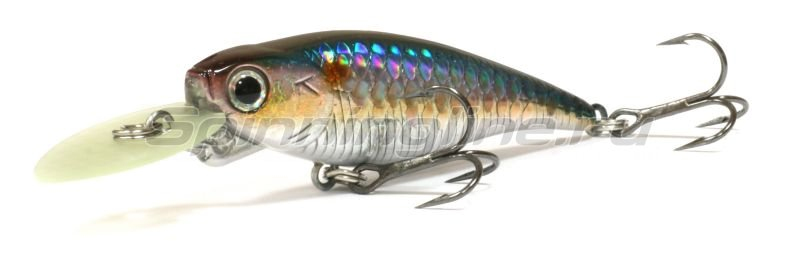 Lucky Craft - Воблер Bevy Shad MK-II 60SP MS American Shad 270 - фотография 1