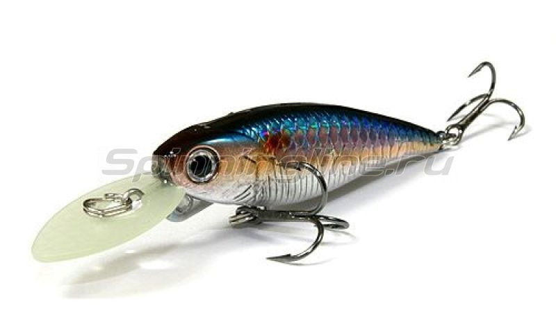 Lucky Craft - Воблер Bevy Shad MK-II 50SP MS American Shad 270 - фотография 1