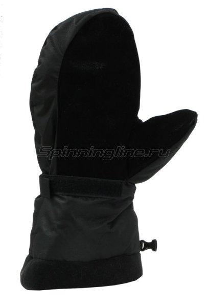 Варежки Kosadaka Alaska черный крэк - фотография 2