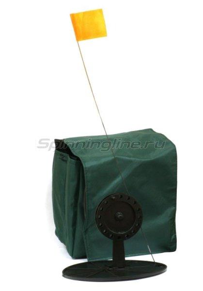 Жерлицы на пластиковой стойке в сумке (набор 5шт.) -  1