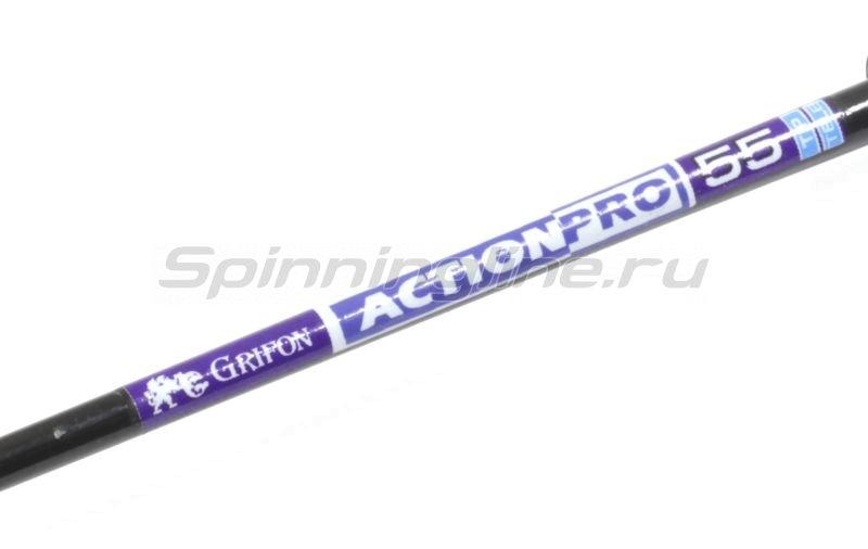 Удочка зимняя Action Pro Tip 55 Tele -  3