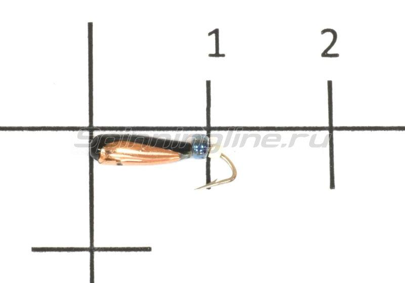 ИП Солдатов А.В. - Мормышка Овсинка d2.5 медь - фотография 1