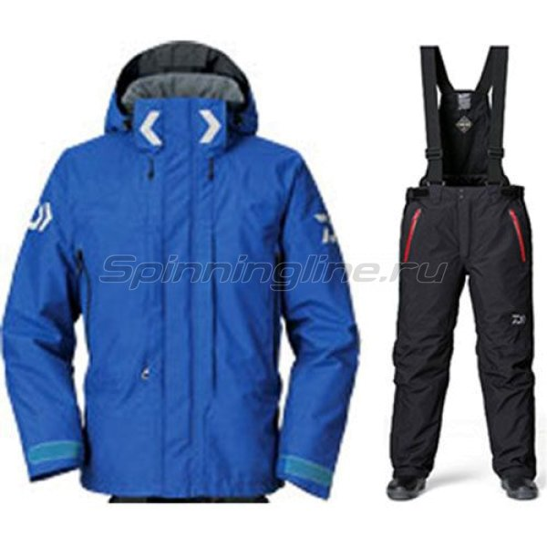 Костюм Daiwa Combi-Up Hi-Loft Gore-Tex Blue XL - фотография 1