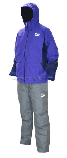 Костюм Daiwa Gore-Tex Winter Suit Blue XXL - фотография 1