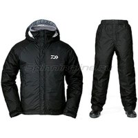 Костюм Daiwa DW-3503 Rainmax Winter Suit Black XXXXL