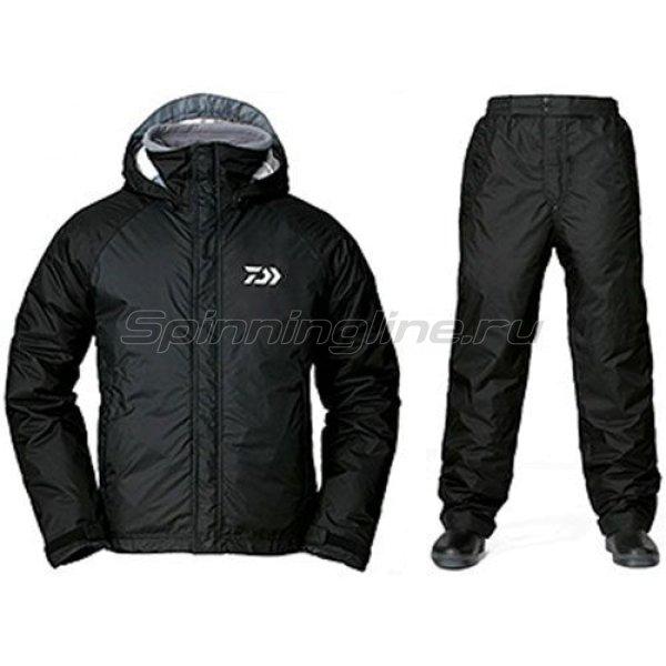 Костюм Daiwa DW-3503 Rainmax Winter Suit Black XL -  1