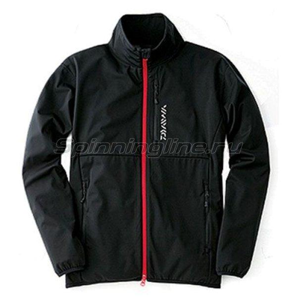 Куртка Daiwa Wind Block Stretch Jacket Black XXXL - фотография 1