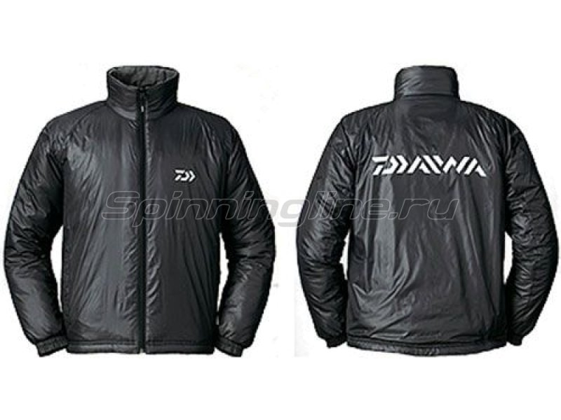 Куртка Daiwa Winter Jacket Black XL - фотография 1
