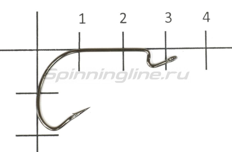 Agat - Крючок Offset Worm Hook 5070 №1 - фотография 1