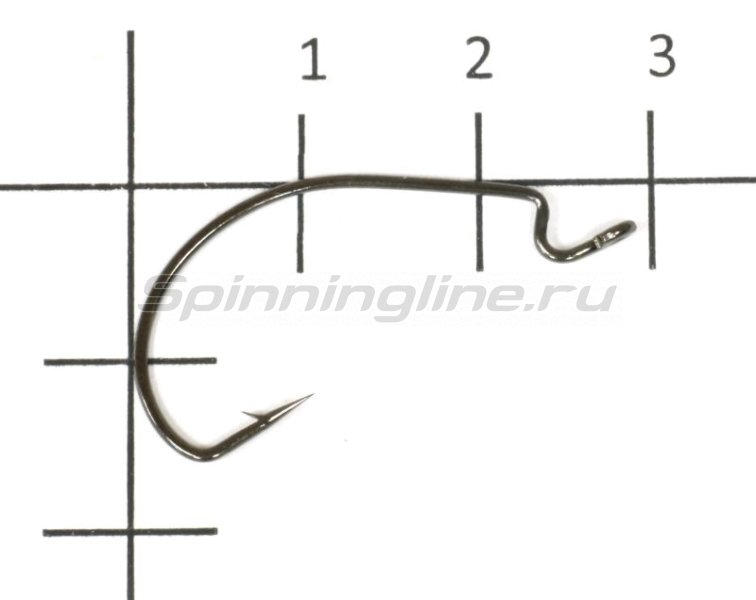 Agat - Крючок Offset Hook Wide Gape 5071 №4 - фотография 1