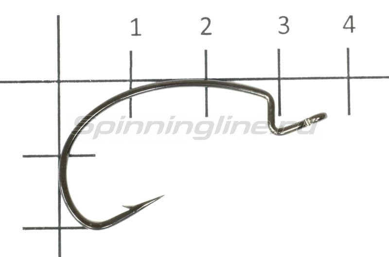 Agat - Offset Hook Wide Gape Strong 5072 №1 - фотография 1