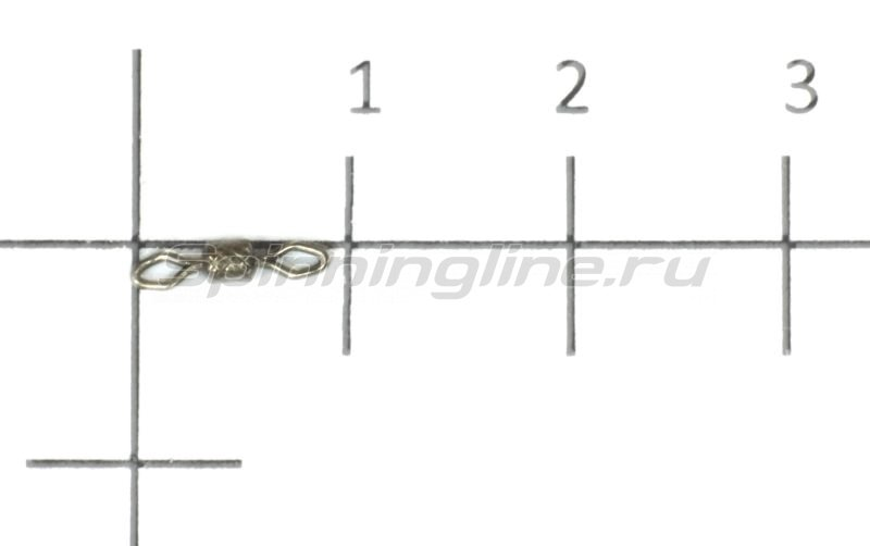 Agat - Вертлюг Diamond Eye Rolling Swivell 1004 №10 - фотография 1