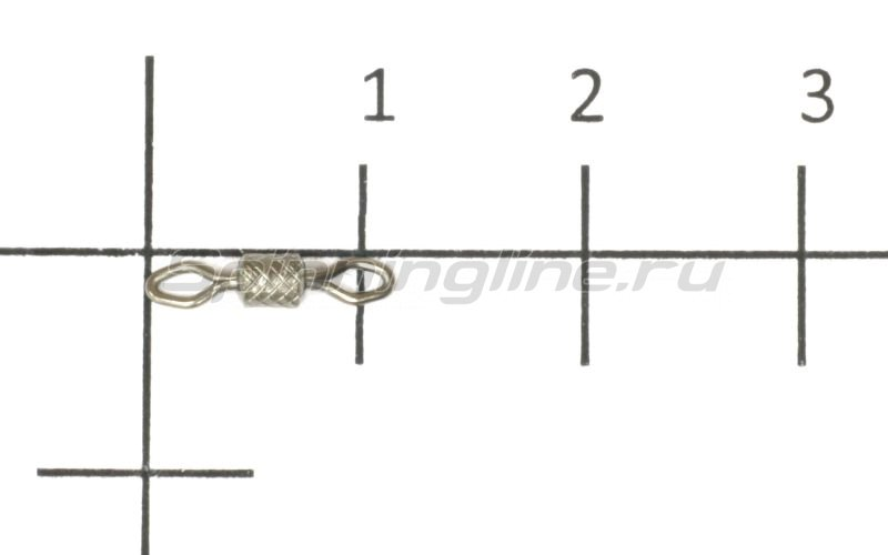 Вертлюг Diamond Eye Rolling Swivell 1004 №7 -  1