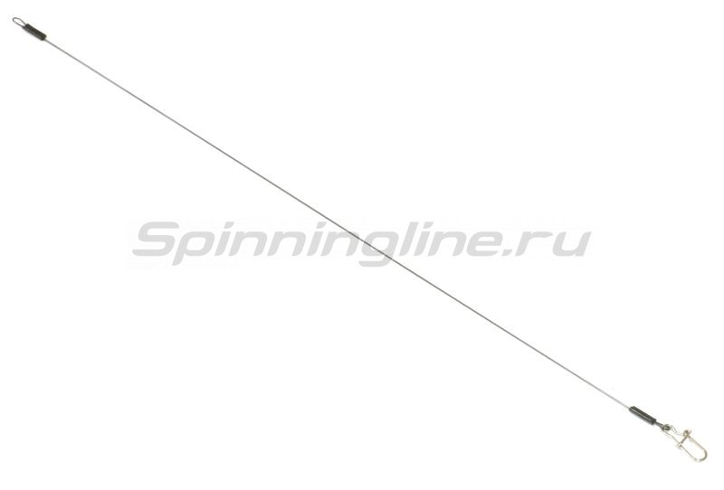 Agat - Single Strand Titanium Jerkbait Leader 20см 30lb - фотография 1