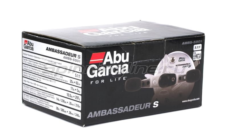 Катушка Ambassadeur S-6501 -  5