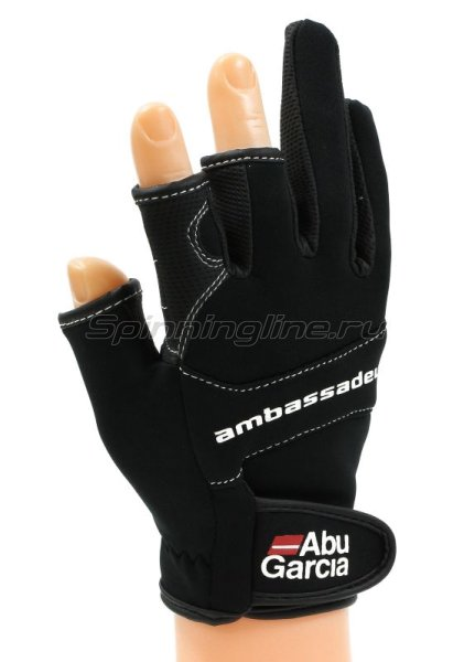 Abu Garcia - Перчатки Stretch Neoprene Gloves M - фотография 1