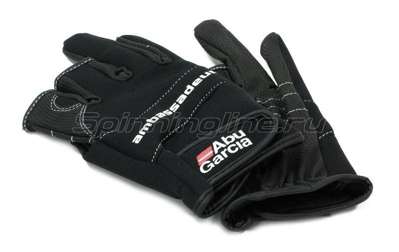 Abu Garcia - Перчатки Stretch Neoprene Gloves M - фотография 4