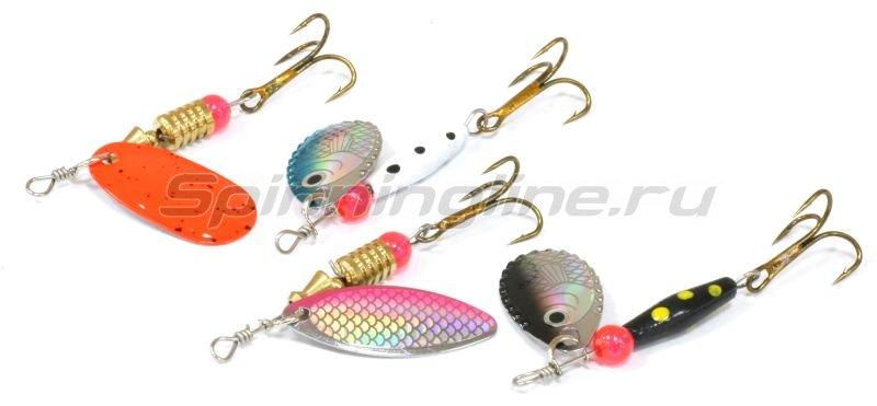 Набор блесен Abu Garcia №2 Trout-Spinner -  1