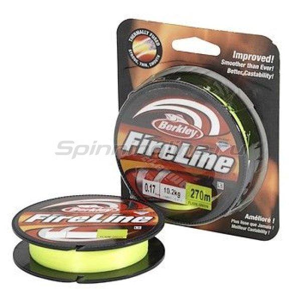 Berkley - Шнур FireLine Flame Green 110м 0,39мм - фотография 1