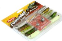 Приманка Powerbait Minnow pro pack