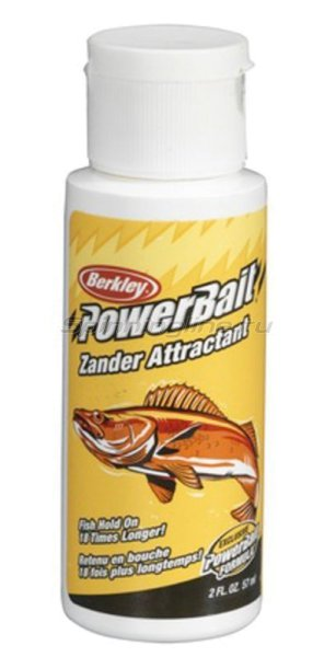 Аттрактант Berkley Powerbait Walley - фотография 1