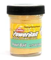 Паста Berkley Biodegradable TroutBait Yellow (смесь рыбных запахов)