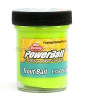 Паста Berkley Biodegradable TroutBait Chartreuse (смесь рыбных запахов)