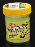Паста Berkley Natural scent TroutBait Garlic GL (чеснок)