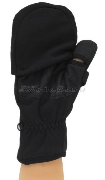 Перчатки-варежки Softshell L -  2