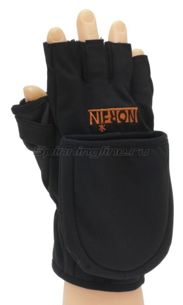 Перчатки-варежки Norfin Softshell XL -  3