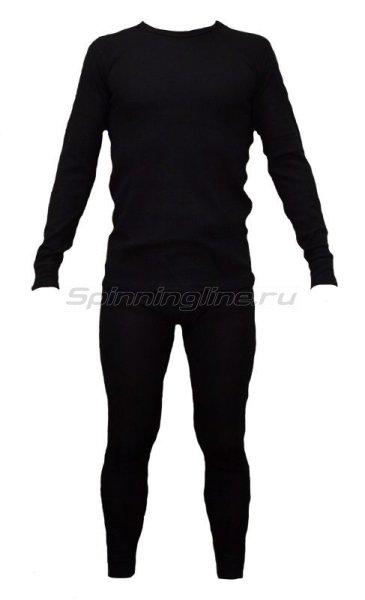 Термобелье U202 Merino wool XXXXL черный - фотография 1