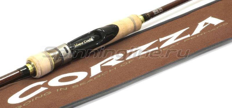 Major Craft - Спиннинг Corzza 642UL - фотография 6