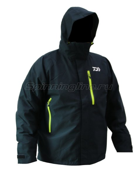 Куртка Daiwa D3 Barrier Jacket Gore-Tex Deep Navy XXL - фотография 1