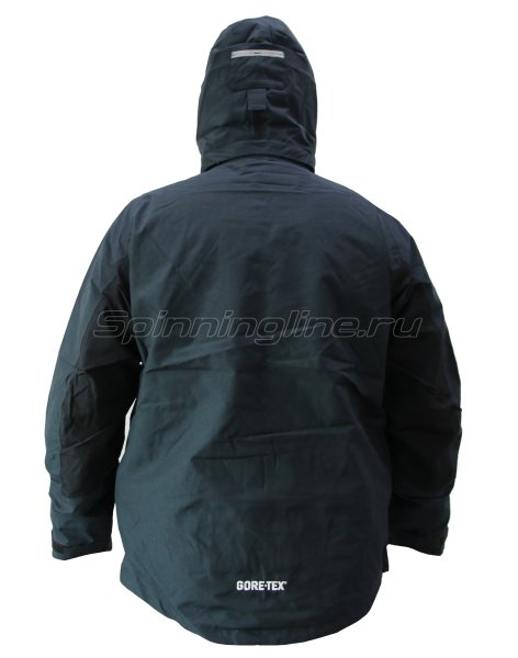 Куртка Daiwa D3 Barrier Jacket Gore-Tex Deep Navy XXL - фотография 2