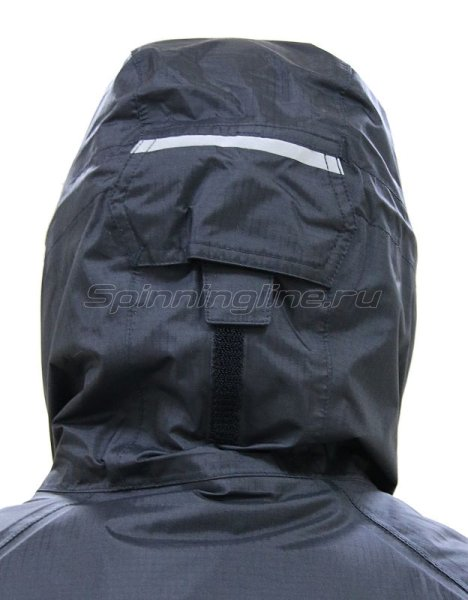 Костюм Daiwa Hi-Loft Rainmax Black XXL -  5