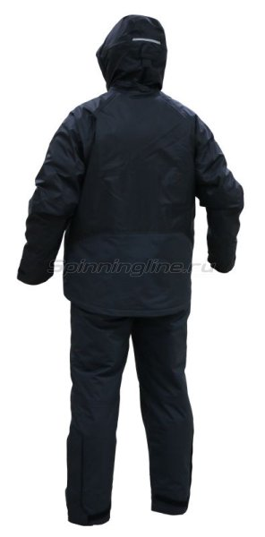 Костюм Daiwa Hi-Loft Rainmax Black XXXXL -  2
