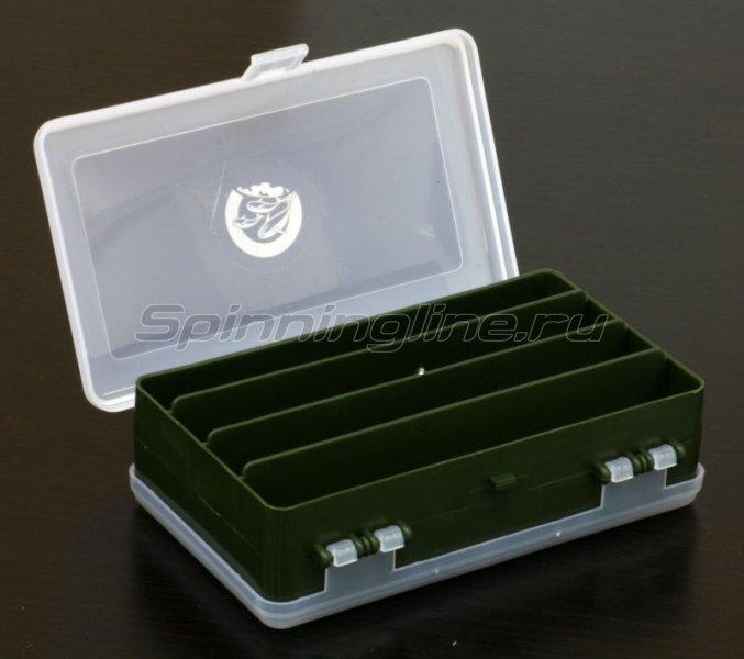 Коробка Три Кита ТК-23, арт. 30824 – купить по цене 75 рублей в Москве и по всей России в рыболовном интернет-магазине Spinningline