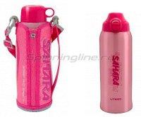 Термос Tiger MMN-W100 P 1л розовый