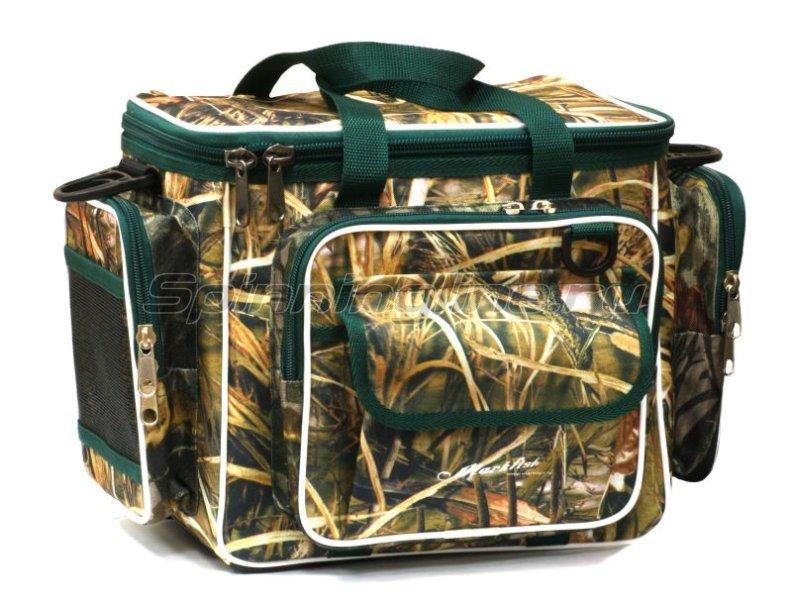 Сумка Markfish Minibag с коробками P3650 camo -  1