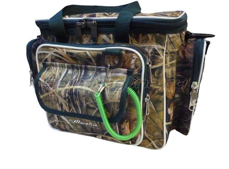 Сумка Markfish Minibag с коробками P3650 camo -  9