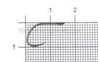 Крючок Vanfook SP-41BL stealth black №8 упаковка 8 штук